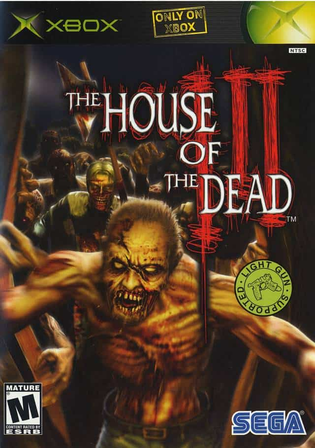 House of the Dead 3 6