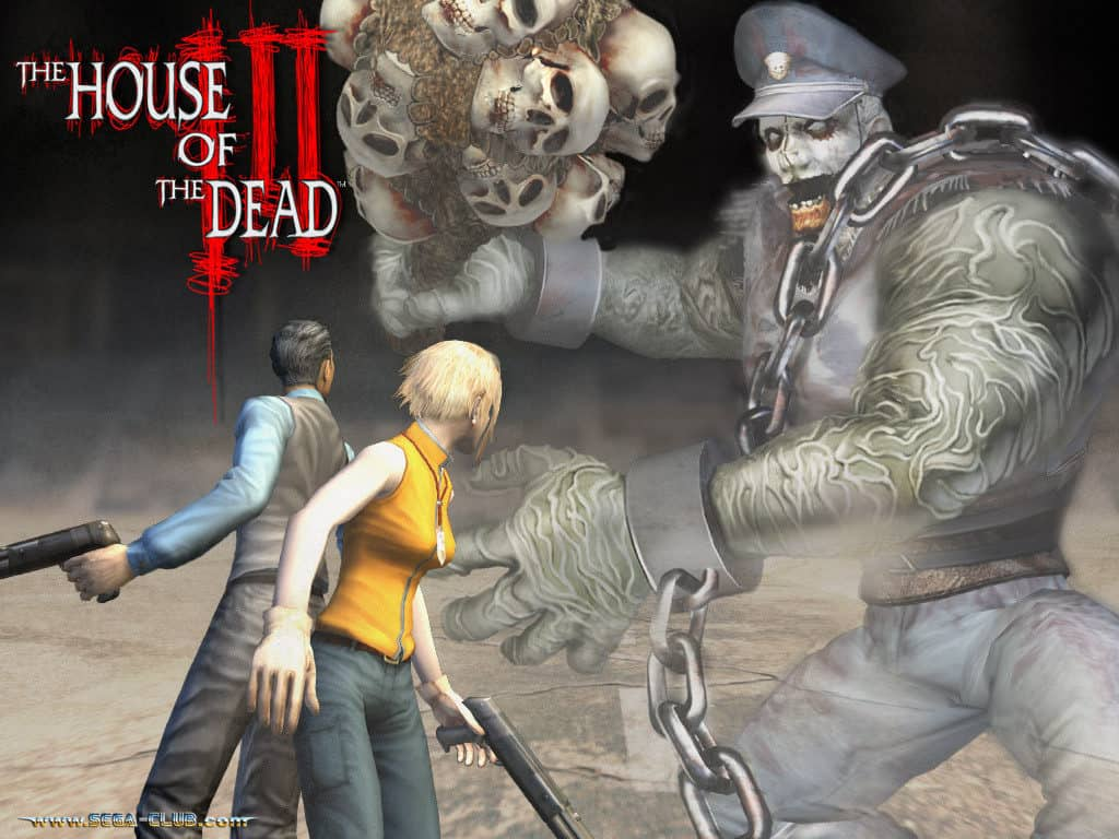 House Of The Dead 3 Light Gun Gamer