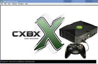 CXBX Xbox Emulator