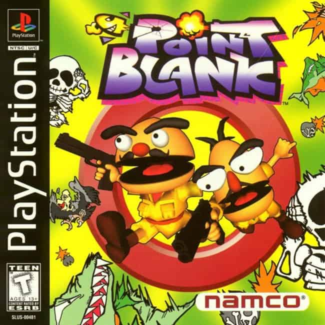 Point Blank Game 3