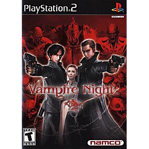 Vampire Night PS2 on PCSX2 1