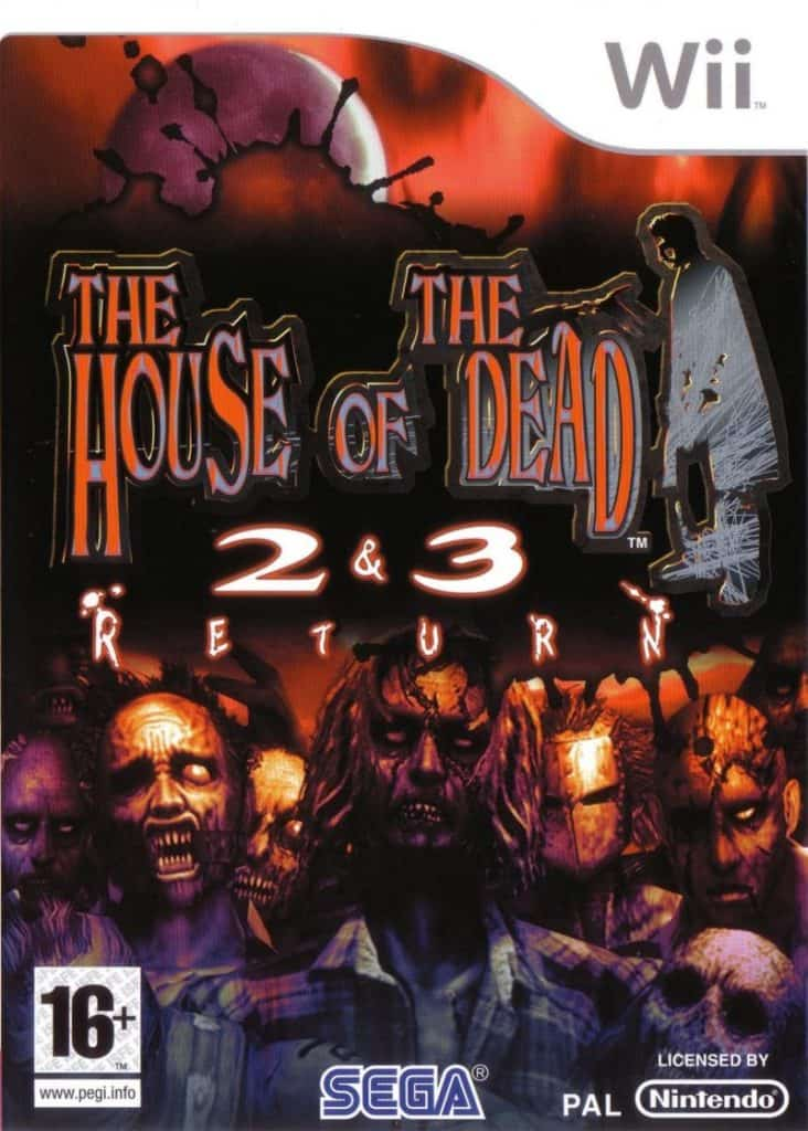 House of the dead 3 and 2