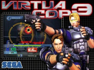 Virtua Cop 3