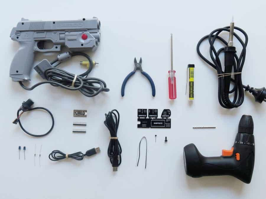 How to Build your own Lightgun 1