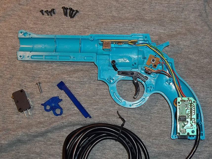 Trigger switch Mods for Lightguns 33