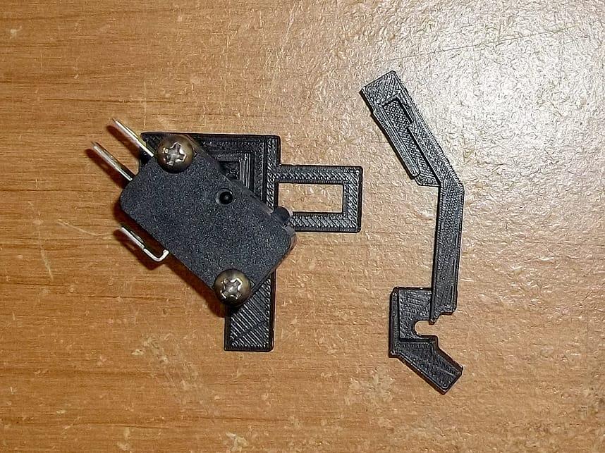 Trigger switch Mods for Lightguns 27