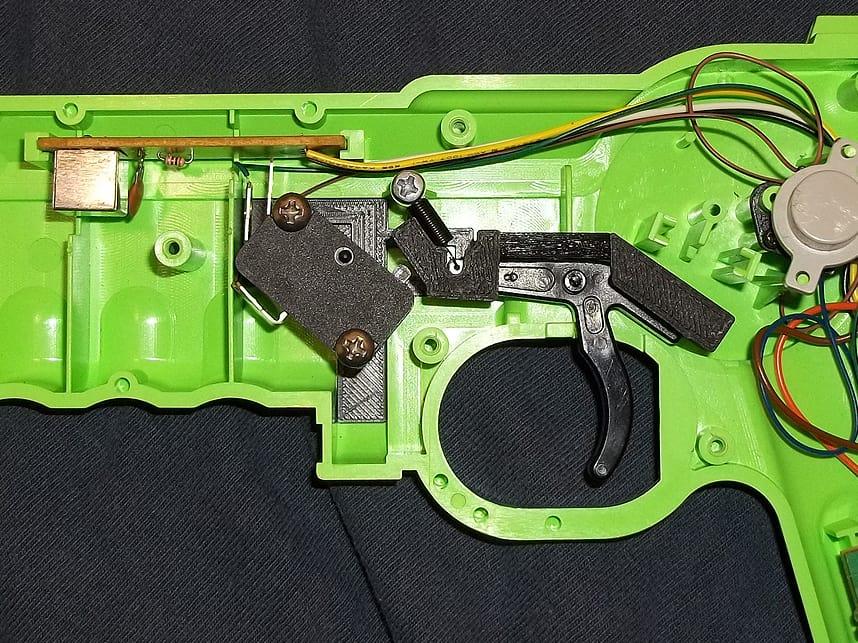 Trigger switch Mods for Lightguns 30