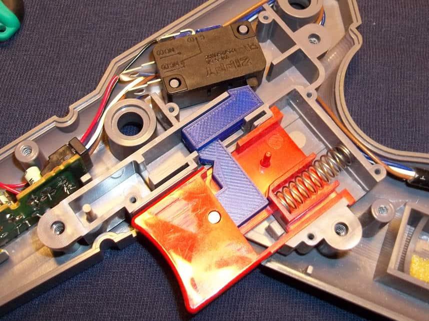 Trigger switch Mods for Lightguns 46