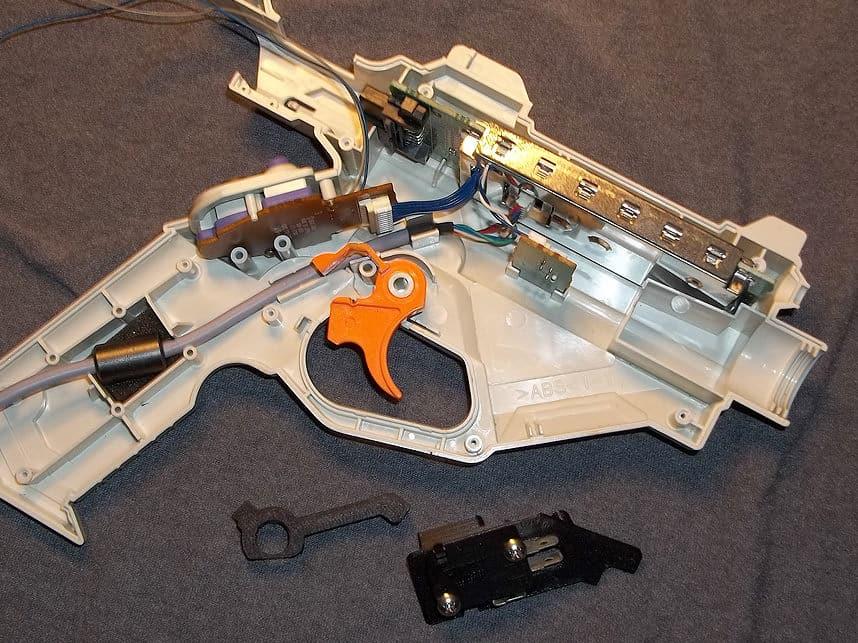 Trigger switch Mods for Lightguns 63