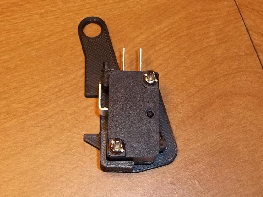 Trigger switch Mods for Lightguns 47