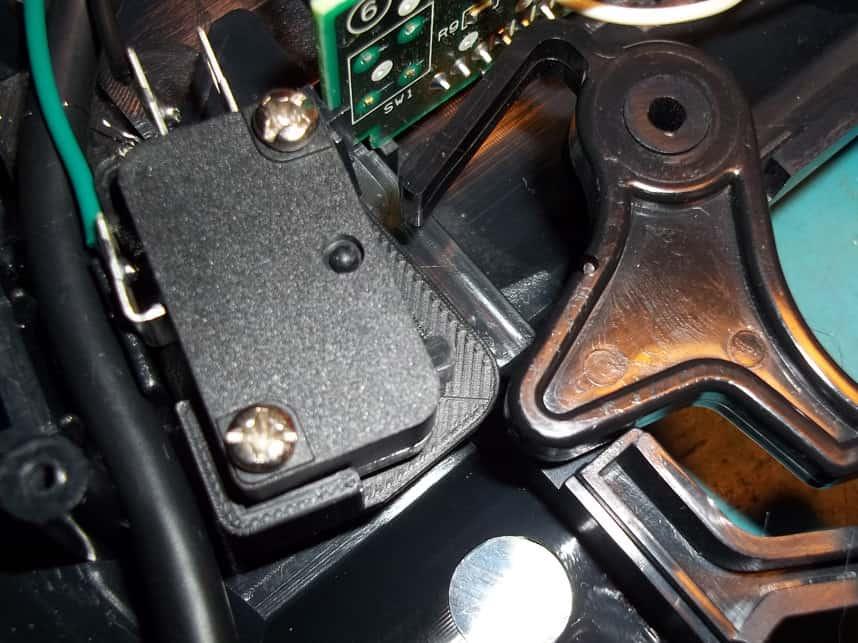 Trigger switch Mods for Lightguns 51