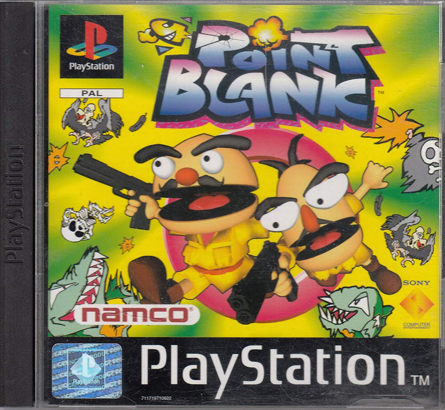 Amazon.com: Point Blank: Video Games