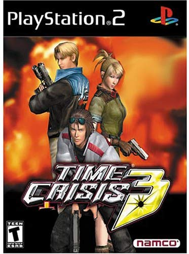 Amazon.com: Time Crisis 3: Playstation 2: Unknown: Video Games