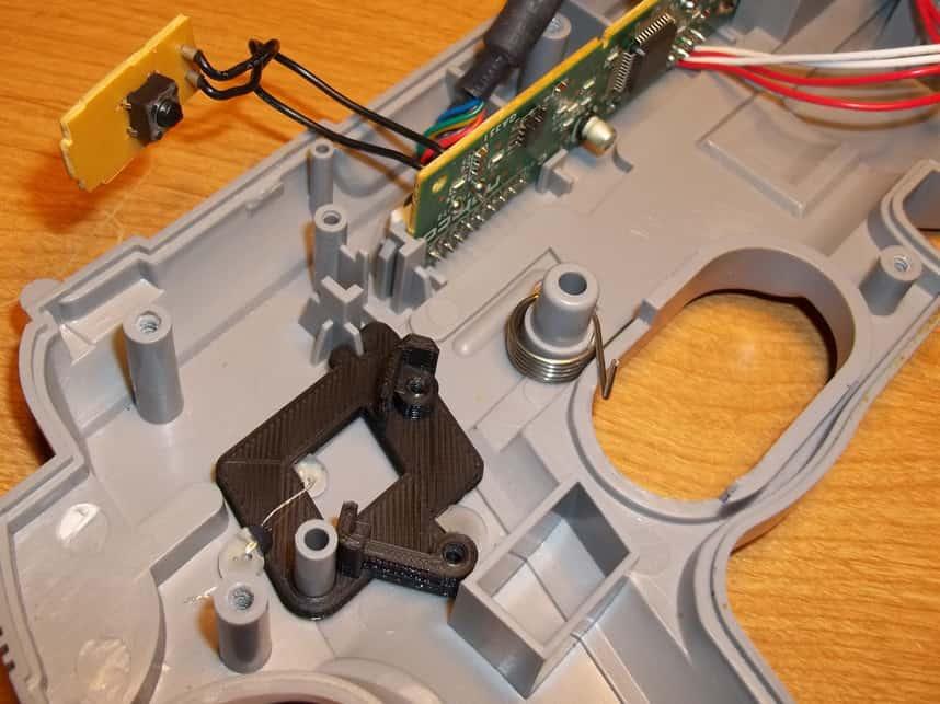Trigger switch Mods for Lightguns 3