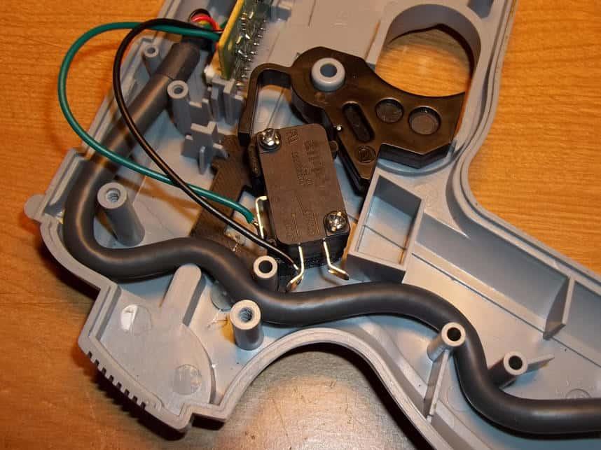 Trigger switch Mods for Lightguns 5
