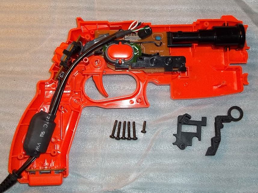 Trigger switch Mods for Lightguns 8
