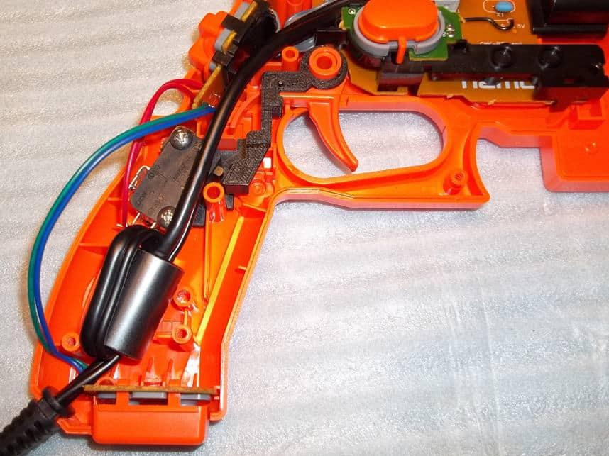 Trigger switch Mods for Lightguns 18