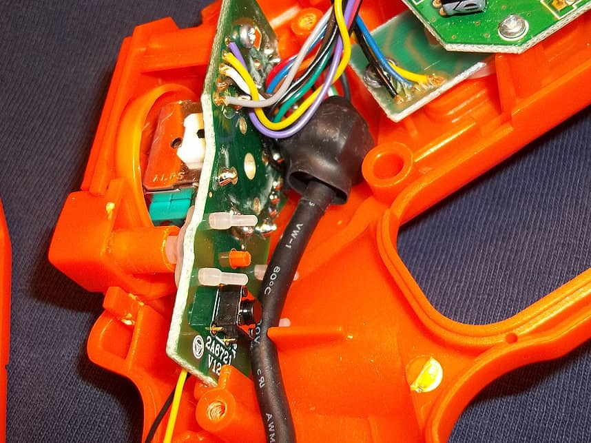 Trigger switch Mods for Lightguns 25