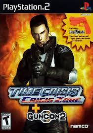 Time Crisis Crisis Zone PS2 Game Playstation 2 For Sale | DKOldies