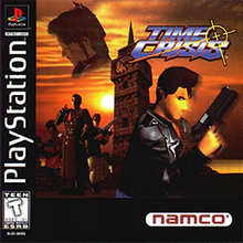 Time Crisis (video game) - Wikipedia