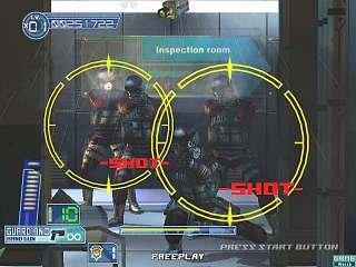 Virtua Cop 3 - Videogame by Sega