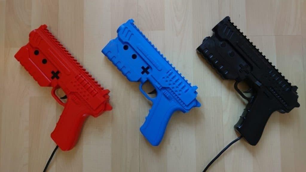 Sinden Lightgun