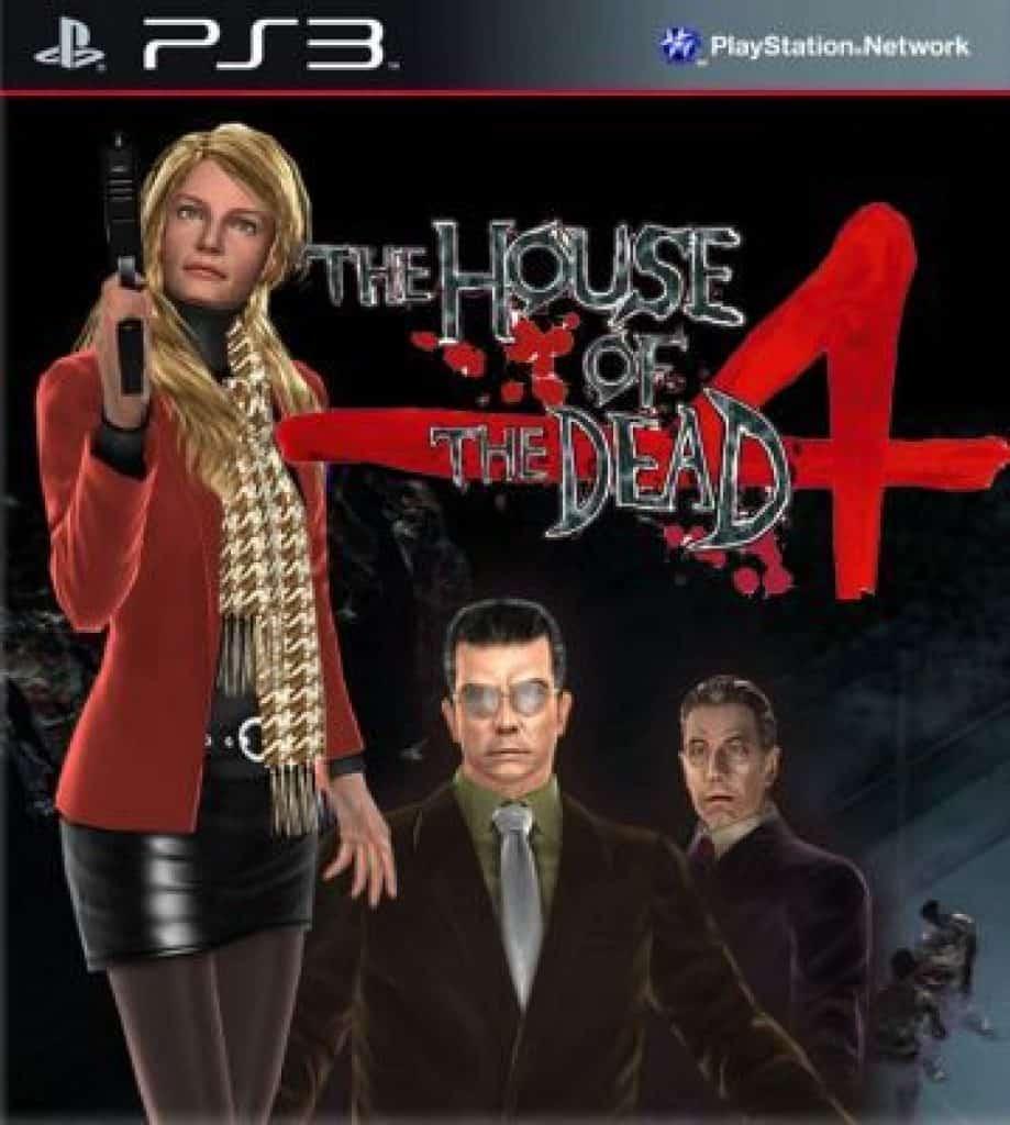 The House Of The Dead 4 Light Gun Gamer